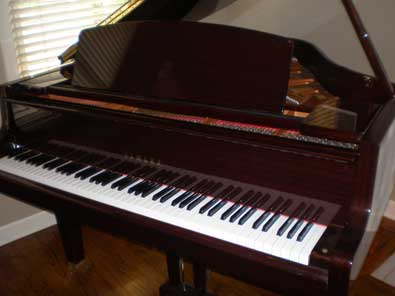 1996 Yamaha Baby Grand Piano