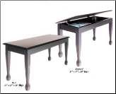 Schaff 8700 Series Standard Piano Bench