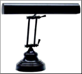 Lamp - 14 inch shade-Oil Rubbed Bronze