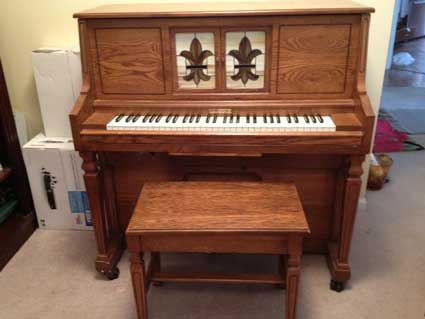 Aeolian Player Piano For Sale in Oakton Va.
