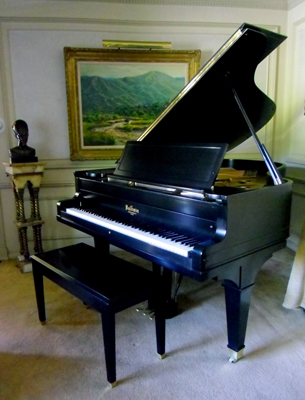 Beautiful Baldwin Grand Piano from The Golden Age of Piano Making