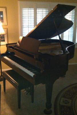 Kohler & Campbell Grand Piano for Sale in Bowie MD
