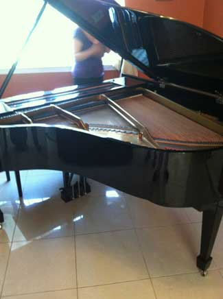 1915 Steinway Model M. Freehold New Jersey Seller Forced to Sell It Now.