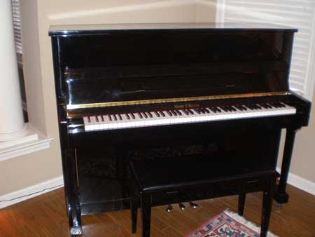 Piano For Rent in Germantown and Collierville Tn