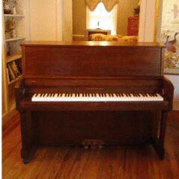 Pramberger Studio Piano made by Young Chang