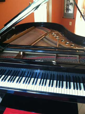 Beautiful Steinway Grand Piano for sale in Freehold New Jersey