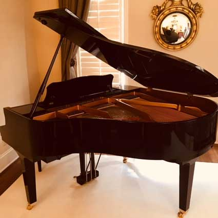 Germantown, Tn, Grand Piano